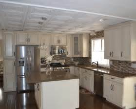 Redo Old Kitchen Cabinets by Mobile Home Kitchen Remodel My Little Mobile Home