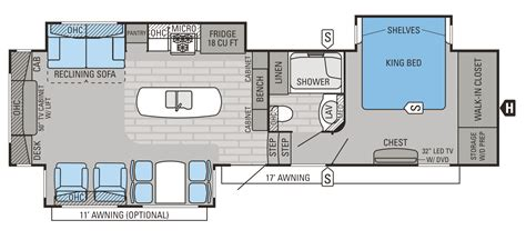 pinnacle 5th wheel floor plans 2015 pinnacle fifth wheels floorplans prices jayco inc