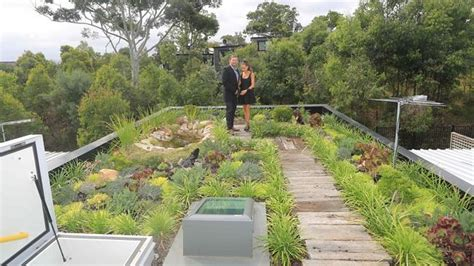 Eco Garden House by Forest Lodge Eco House Featured On Grand Designs Australia