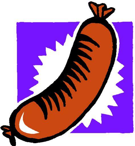 sausage clip art clip art library