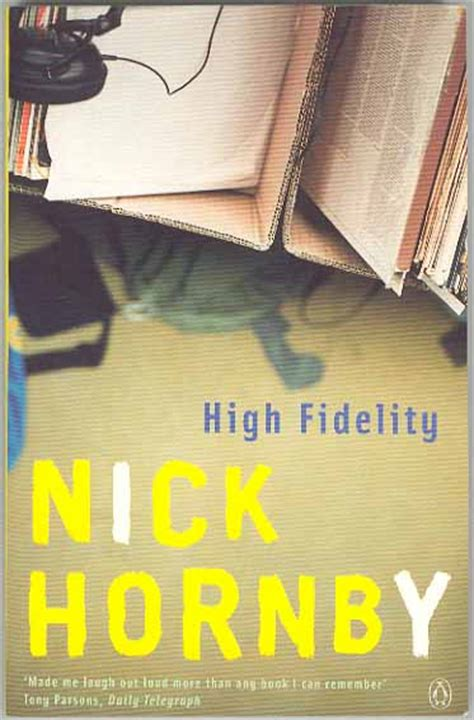 high fidelity high fidelity by nick hornby v5
