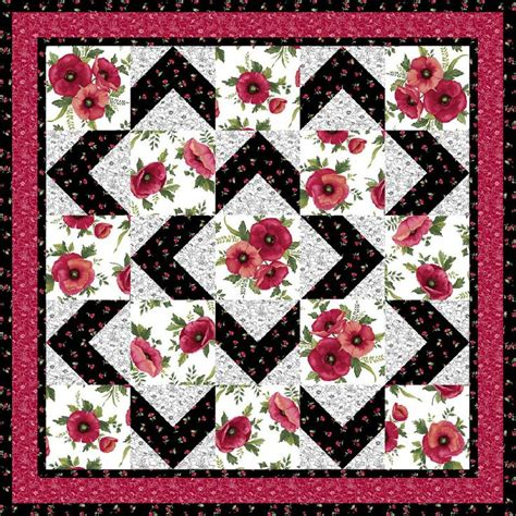 Quilt Patterns For Large Prints walk about quilt pattern lauer grizzly gulch gallery quilting quilt