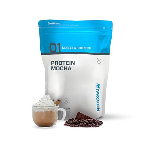 Protein Coffee protein mocha protein coffee