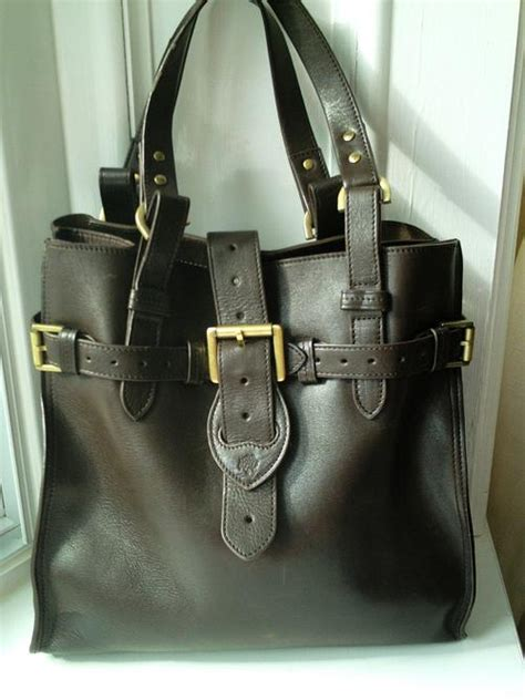 Mulberry Elgin Darwin Bag by Handbags Bags Mulberry Cowhide Leather Designer