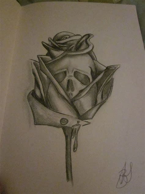 dead rose tattoos water by befxox on deviantart