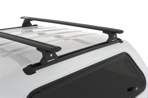 Track Mount Roof Rack by Rhino Rack Roof Rack System W 2 Vortex Aero Crossbars