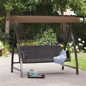 Patio Swing Costco by Lovely Woven Patio Swing Costco 42 For Your Lowes Patio