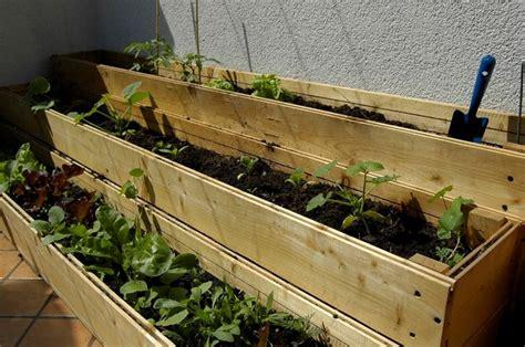 contenitori per orto in terrazzo orto da balcone orto in terrazzo orto per il balcone