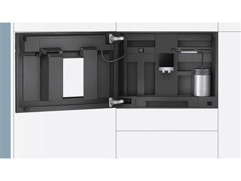 siemens espresso automaat siemens ct636les6 tft touchdisplay inbouw espresso