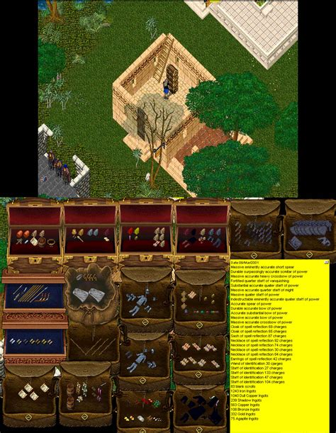 andrea s ultima page gt general gt screenshots stories