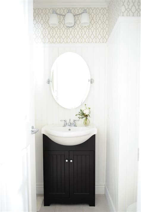 small powder bathroom ideas small powder room ideas powder room traditional with black