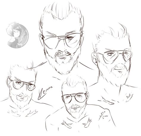 Far Cry 5 Sketches by Far Cry 5 Sketches By Virelady Vanity On Deviantart