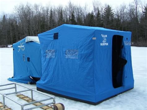 portable ice house portable ice fishing house