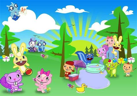 sill n de escritorio happy tree friends backgrounds wallpaper cave