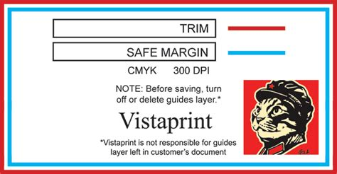 vista print card template vistaprint standard business card reviews check out my