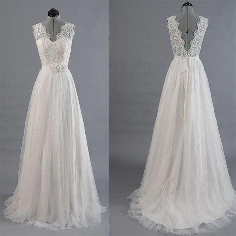 wedding layout sle best sale vantage v back lace top simple design wedding