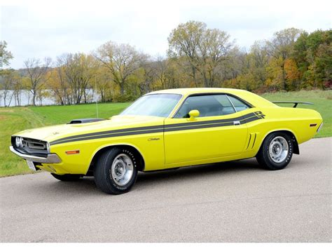 challenger r 1971 dodge challenger r t classic car by owner