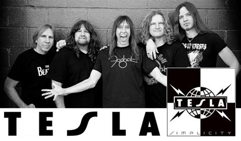 Tesla The Band Tour Dates Tesla Releases Simplicity