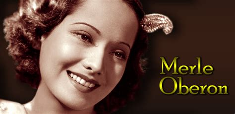 biography of the film learn about merle oberon biography