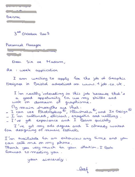 College Application Motivation Letter College Motivation Letter College