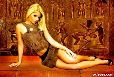 Beautiful Model Competition by Beautiful Model Picture By Silencer32 For Hieroglyphics