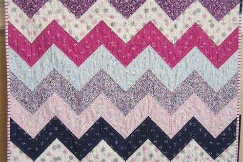 Out To Sea Quilt by A Quilt Is Out To Sea Zigzag Ii