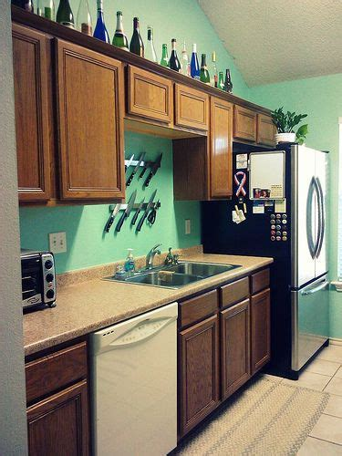colors to go with oak cabinets benjamin copper patina architecture and decor