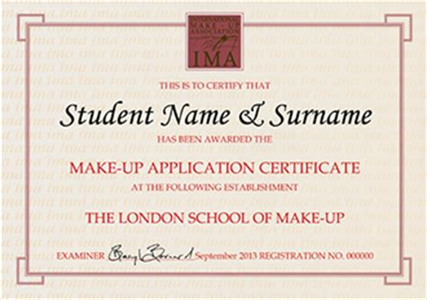 2 Day Ima Foundation Course The London School Of Makeup | basic makeup application course makeup wordplaysalon