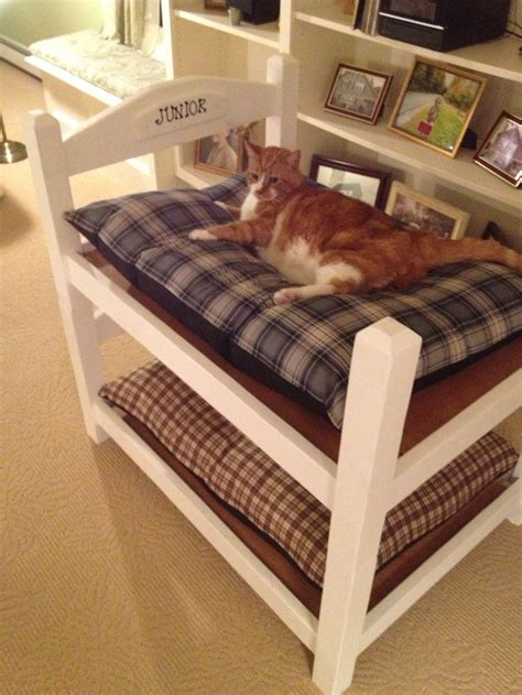 Bunk Beds For Cats Cat Bunk Beds Ella Pinterest