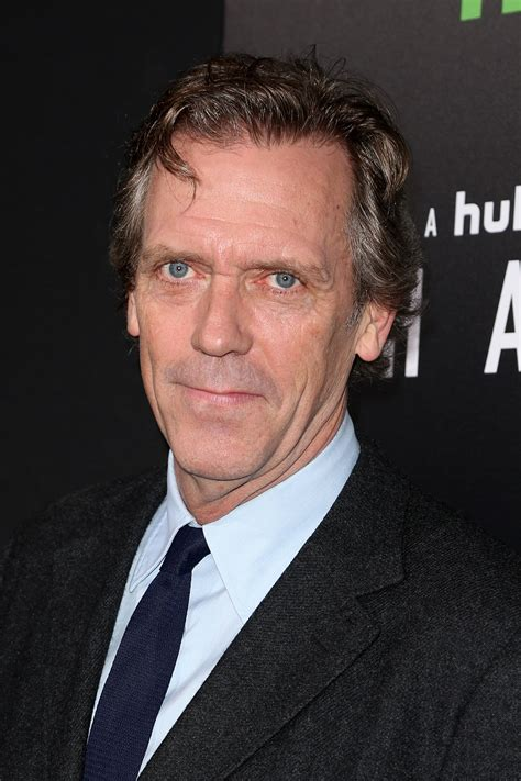 hugh laurie hugh laurie was back in the spotlight at the premiere of