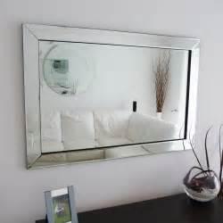 Framed Bathroom Mirrors Ideas » New Home Design