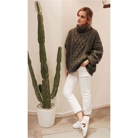 emma watson zady emma watson wore french sneakers that are about to be huge