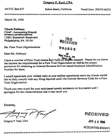 the cpa letter