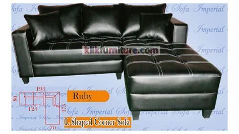 Sofa Minimalis Leter L harga kursi sofa lipat minimalis savae org