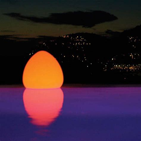 floating led pool lights hawaiian sunset nope an led mood light you can float or