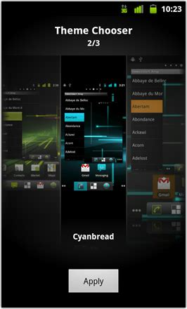 cyanogenmod themes store apk cyanogenmod a closer look 171 android appstorm