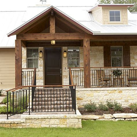 Front Porch Designs For Ranch Homes Front Stairs Design Front Patio Design
