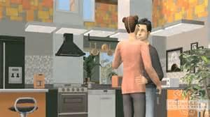 electric sista sims their new kitchen