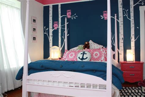 blue and green teen girls room transitional girl s room pink and navy teen girls room transitional kids