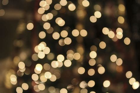 bokeh blurred christmas lights soft by pureoptic on