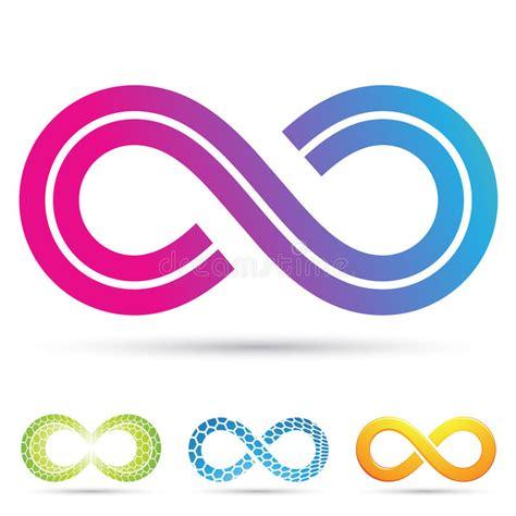style infinity retro style infinity symbol stock vector image 25649732