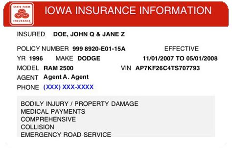 state farm house insurance state farm insurance card template 187 ibrizz com