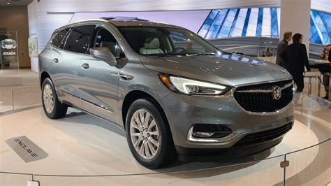 2018 buick enclave how engineers made it larger lighter