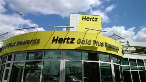 the hertz corporation hertz fails to file annual report by extension date