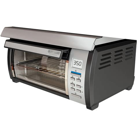 Spacemaker Toaster Oven Black Decker Spacemaker Toaster Oven Black And Stainless