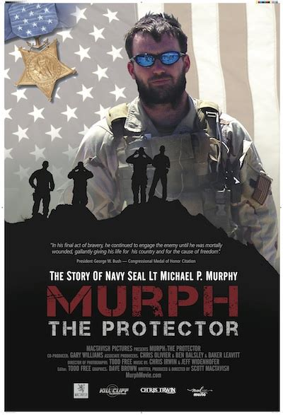 murph the protector gravitas scott mactavish