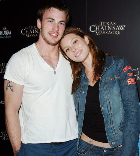 who has chris evans dated popsugar celebrity