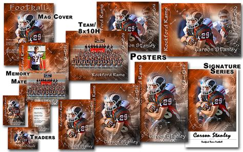 photoshop team card template 17 sports psd templates for photographers images free