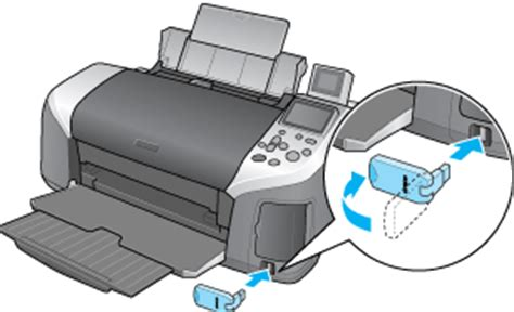 Printer Bluetooth Second using the bluetooth photo printer adapter