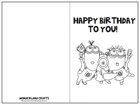birthday card print out gangcraft net free printable birthday cards to color gangcraft net